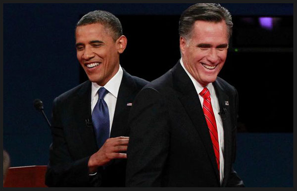 US Elections 2012 &#8211; Romney vs Obama